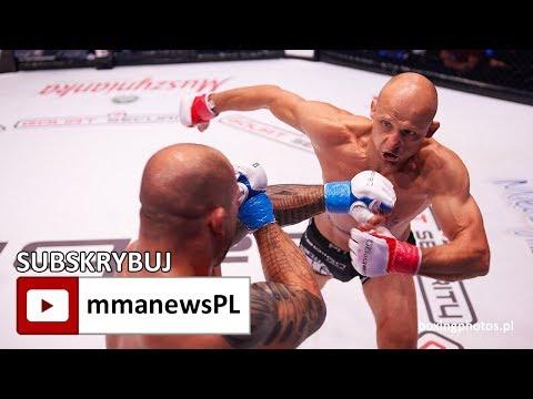 Paweł Pawlak znokautował Lewonia i chce walczyć o pas Babilon MMA