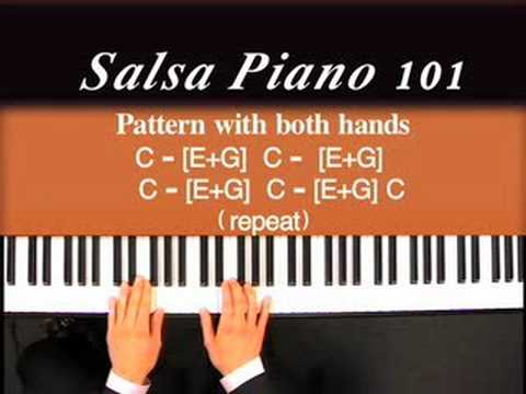 Salsa Piano 101 - Learn The Secrets To Playing Salsa by Ear!