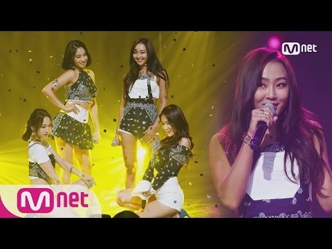 [SISTAR - String] Comeback Stage | M COUNTDOWN 160623 EP.480