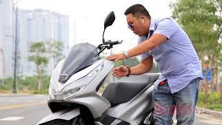 Đánh giá chi tiết Honda PCX 150cc 2018