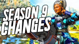 The Apex Legends Season 9 Update Will CHANGE EVERYTHING...
