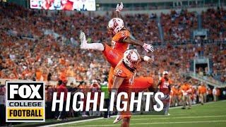 Oklahoma State vs Missouri State | FOX COLLEGE FOOTBALL HIGHLIGHTS