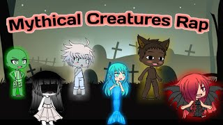 Philippine Mythical Creatures Rap   Inspired by: Star Voltz Playz   KaiserPlays  Gacha Life MV
