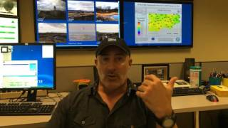 Weather Channel's Jim Cantore in Nashville