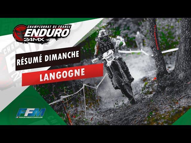 CDF enduro 2021 Langogne - J2