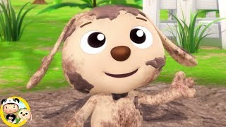 Little Puppy Song 🐶 | Little Baby Bum Animal Club | Fun Songs for Kids