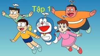 Doremon Phim hoạt hình Doraemon Tập 1 lồng tiếng 2016 HD
