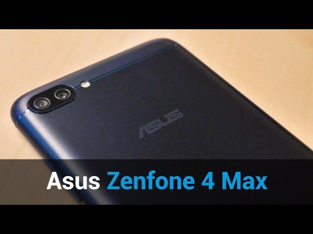Belsimpel.nl-productvideo voor de Asus Zenfone 4 Max (5.5) Black