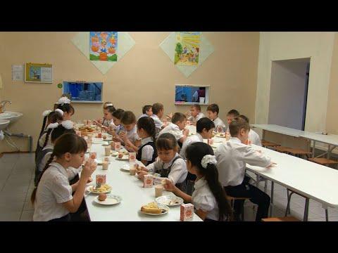 Изменения в организации школьного питания