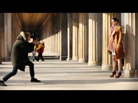 Making of: Strenesse Blue Lookbook-Shooting Herbst/Winter 2011