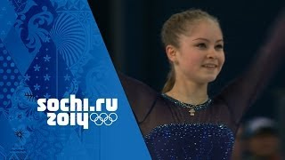 Ladies' Figure Skating - Short Program Qualification | Sochi 2014 Winter Olympics