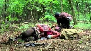 The transformation of Morgan Jones (The Walking Dead)