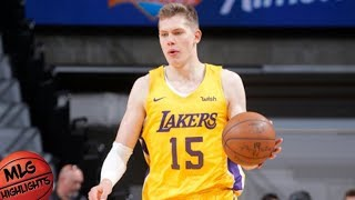 Los Angeles Lakers vs Golden State Warriors Full Game Highlights / July 5 / 2018 NBA Summer League
