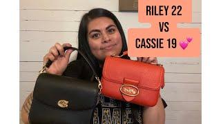 Coach Riley 22 & Cassie 19 Comparison Video!
