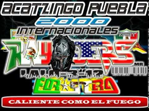 CALIENTE COMO EL FUEGO - SONIDO FORASTERO - ACATZINGO 2000