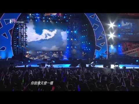 五月天 - 天使 Live HD 1080P