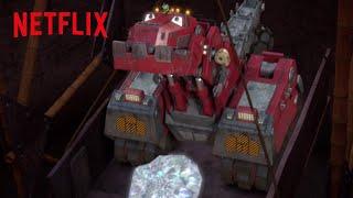 Drillasaurus | Dinotrux | Netflix