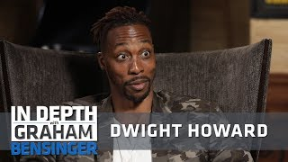Dwight Howard: Wide-eyed walking into NBA fantasy