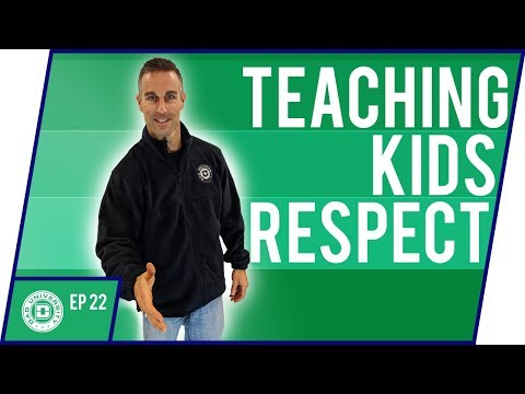 How To Raise Respectful Children | Dad University