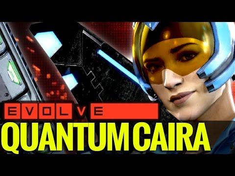Evolve - Quantum Caira's Trailer