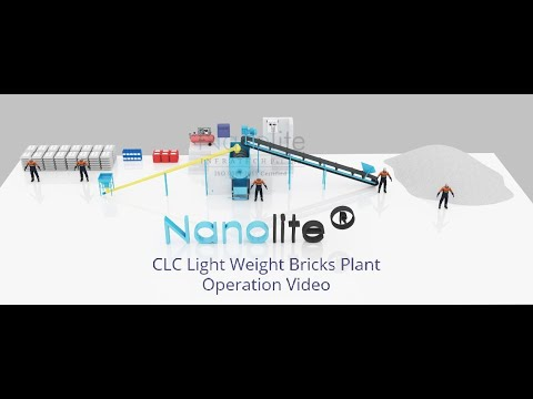 919885155995 Nanolite Clc Light Weight Bricks Blocks