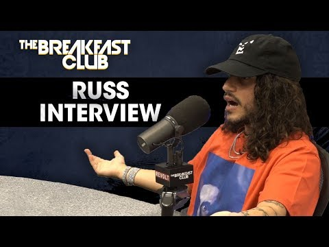 Russ Talks ZOO, Self-Production, Why People Hate Him, Social Media + More
