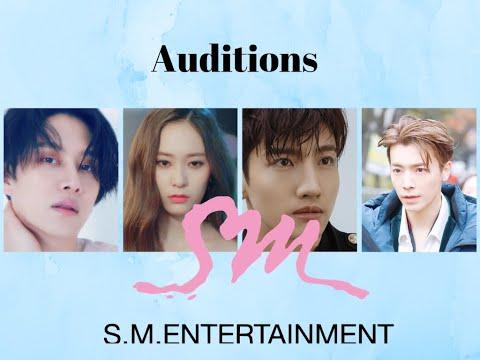 audiciones ( Sulli , Kangin , Kyuhyun, changmin etc)