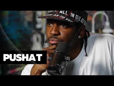 Pusha T Breaks Down Drake Diss + Talks Meek Mill, Kanye's Politics & 'Daytona'