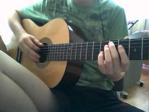 Spiders System of a down как играть на акустической гитаре
