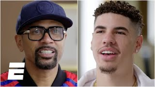 LaMelo Ball interview with Jalen Rose ahead of the 2020 NBA Draft | NBA on ESPN