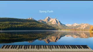 Spring Forth - piano solo