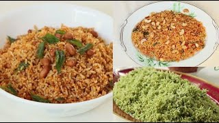 Lunch Box - Variety Rice Recipes Compilation | Ventuno Home Cooking