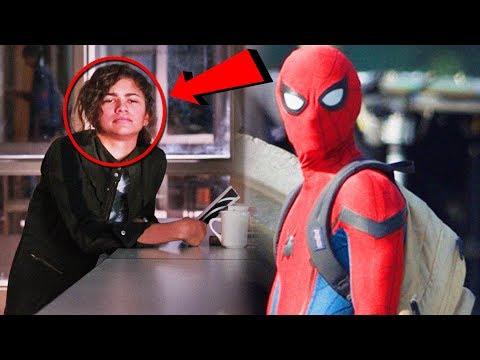 La Verdadera Identidad de Michelle Spiderman Te Sorprendera