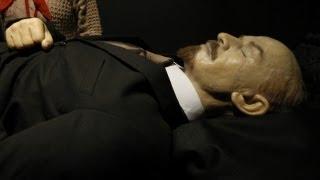 Lenin 'biết thở' ở Moscow