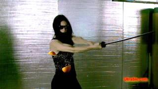 女性剣士1
