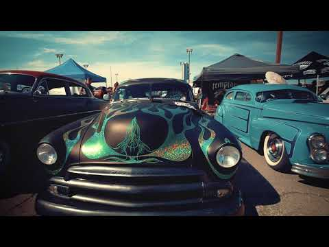 Vegas Car Show >> Viva Las Vegas Rockabilly Weekend Car Show On Sat April