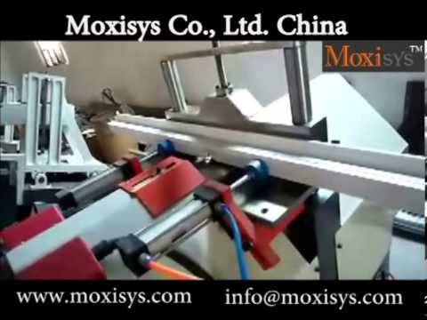 upvc window processing v cutting machine