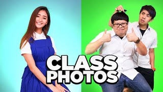 16 Types of Students on Picture Day