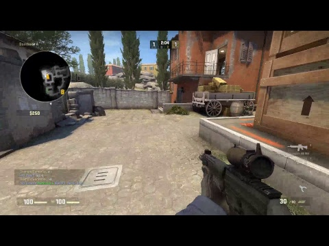 CS:GO Live Gameplay 108 + 1v1 with friend