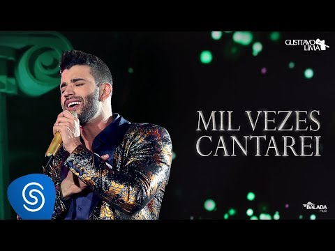 Mil Vezes Cantarei (Ao Vivo)