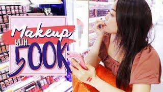 Makeup Đi Học với 500K ♡ How I Did My Makeup in High School ♡ Trinh Pham