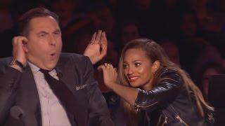 Top 10 Best Auditions Britain's Got Talent  (part 1)