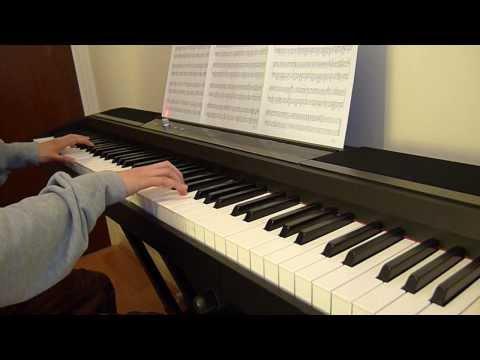 Mayday五月天【而我知道】鋼琴版 piano by CHM