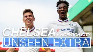 🎥Two for Tammy Abraham, Mount scores again🔥 | Norwich 2-3 Chelsea | Unseen Extra