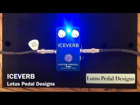 Lotus Pedals ICEVERB