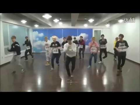 EXO - Wolf (Dance Practice)