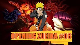 Naruto Shippuden OP 18 - Opening Zueira #06