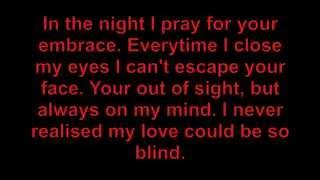 Whitesnake - Now You're Gone lyrics