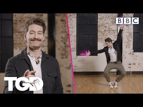 Learn to move like Matthew Morrison! | The Greatest Dancer Masterclass