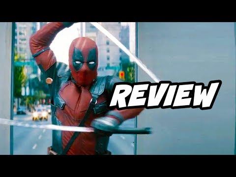 Deadpool 2 Review - NO SPOILERS